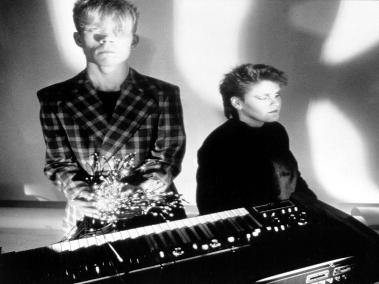 Too Pieces, Yazoo promotional photo