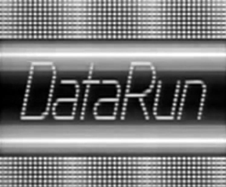 Data run, still from the tv tune