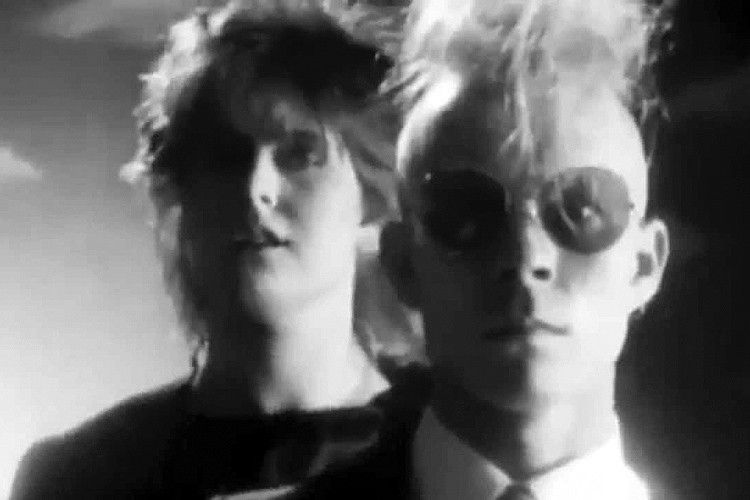Nobody's diary, still from the Yazoo video clip