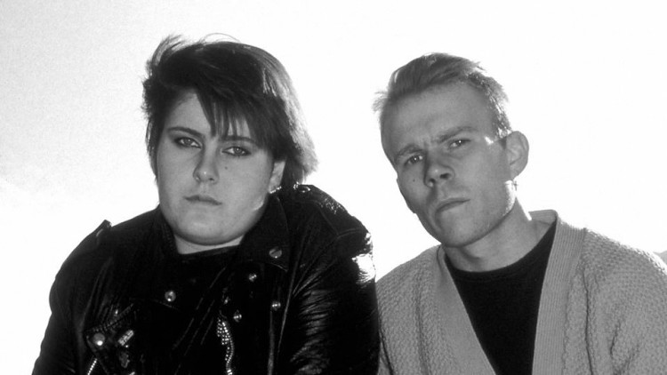 Tuesday, Yazoo promo photo