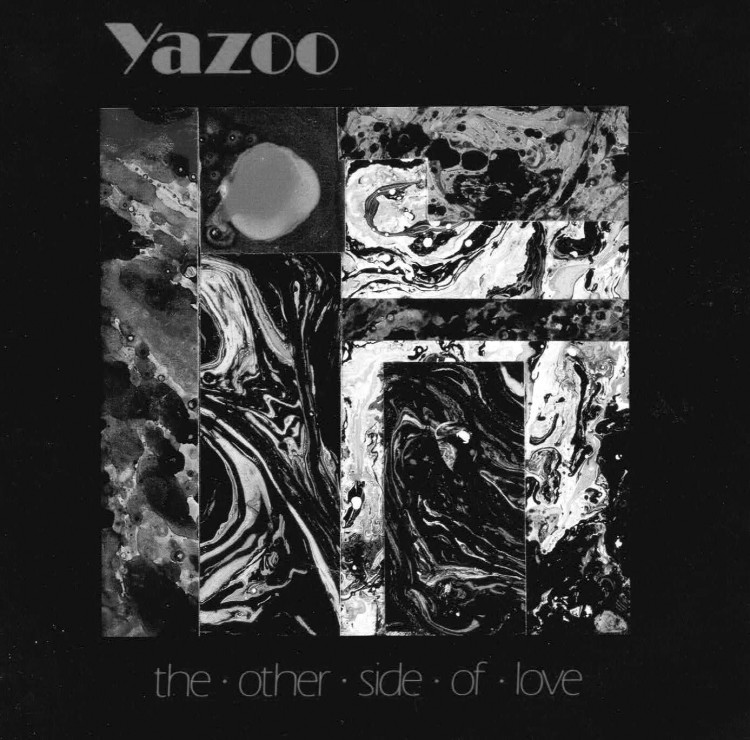 The other side of love, sleeve of Yazoo's fourth single